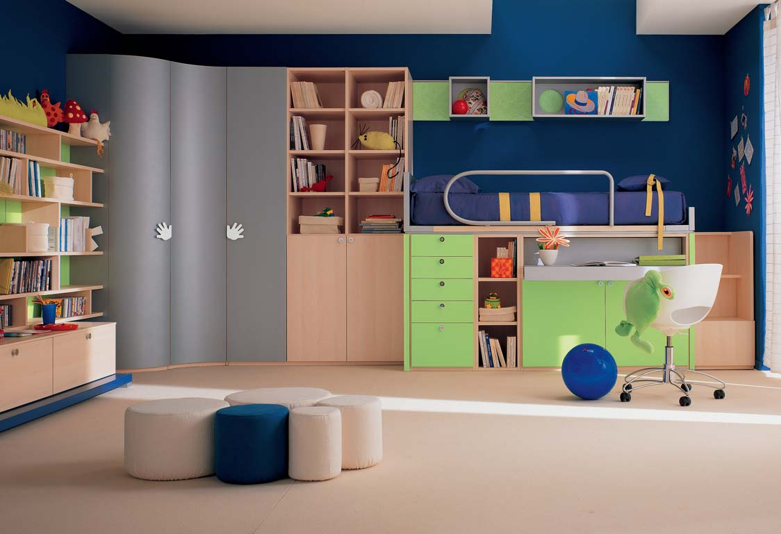 Awesome kids bedroom - Bedroom for kids ...