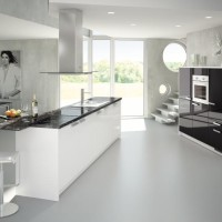 Bauformat's Cube Kitchen Designs Collection