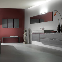 Destructed Essenzia Modern Bathroom Design