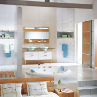 Destructed Maniki Modern Bathroom Design