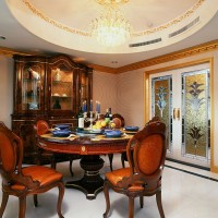 Dining Room designs by YANG MING DESIGN GROUP
