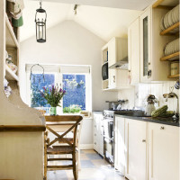 Elegant Small Kitchen Design