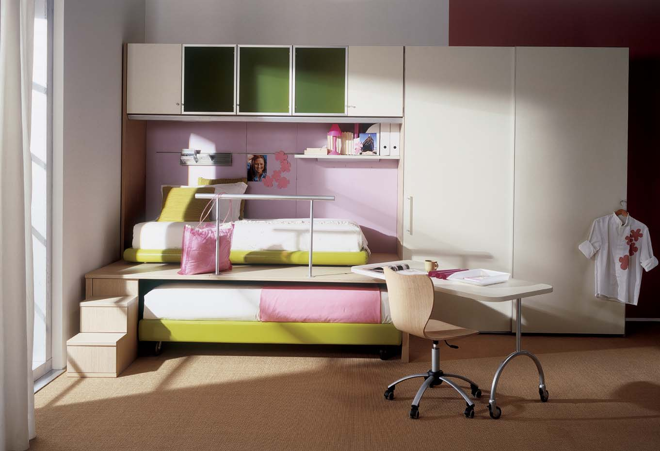 Kids bedroom interior decor for Interior design for kid bedroom