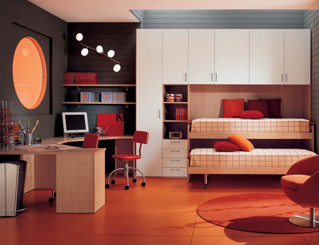 Kids bedroom interior for Interior designs for kids