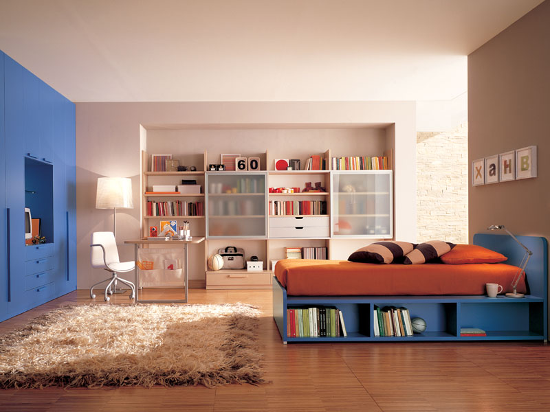Kids room interior design for Room interior design for teenagers