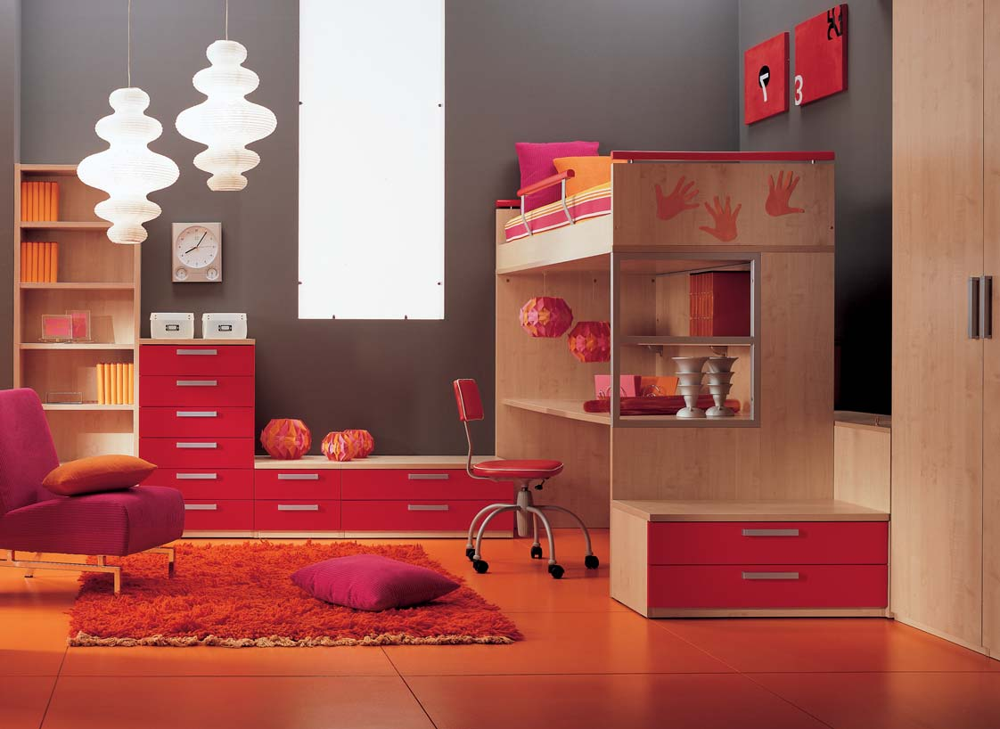 Room Study For Kids