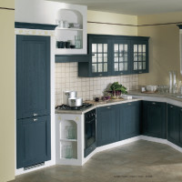 Lari Kitchen Design Grigio Camiri