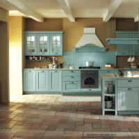 Lari Kitchen Design Verde Pico