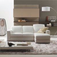 Living Room with Malcom three seater Sofa Design