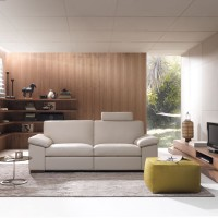 Living Room with Zelig Sofas