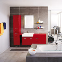 Cool Modern Bathroom Designs by SCHMIDT