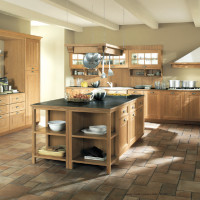 Classic Kitchen Range from Gruppo Del Tongo