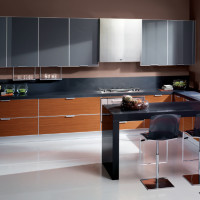 Open Kitchen Range from Gruppo Del Tongo