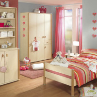 Youngster's Room Ondo with case furniture