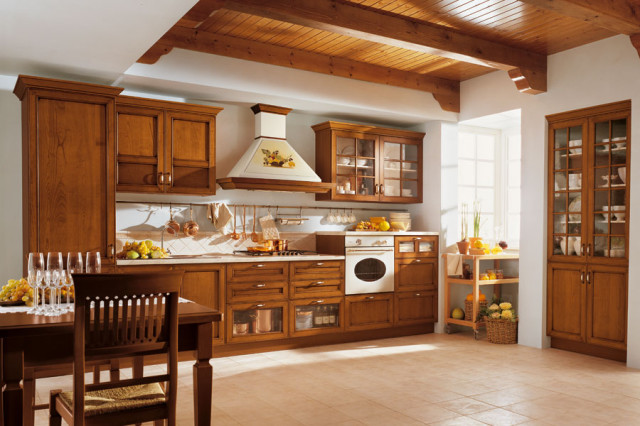 Classic kitchen designs by cucinelube italy kitchen designs for Classic kitchen designs photos