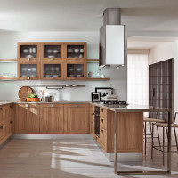 Gaia Modern Kitchen Design