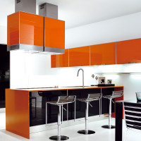 Lucy Modern Kitchen Design