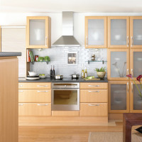 Moderna Honey Kitchen Design