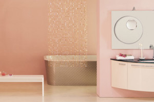 Pink Bathroom Design - FP