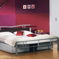 Purple Red Eros Bedoom Concept