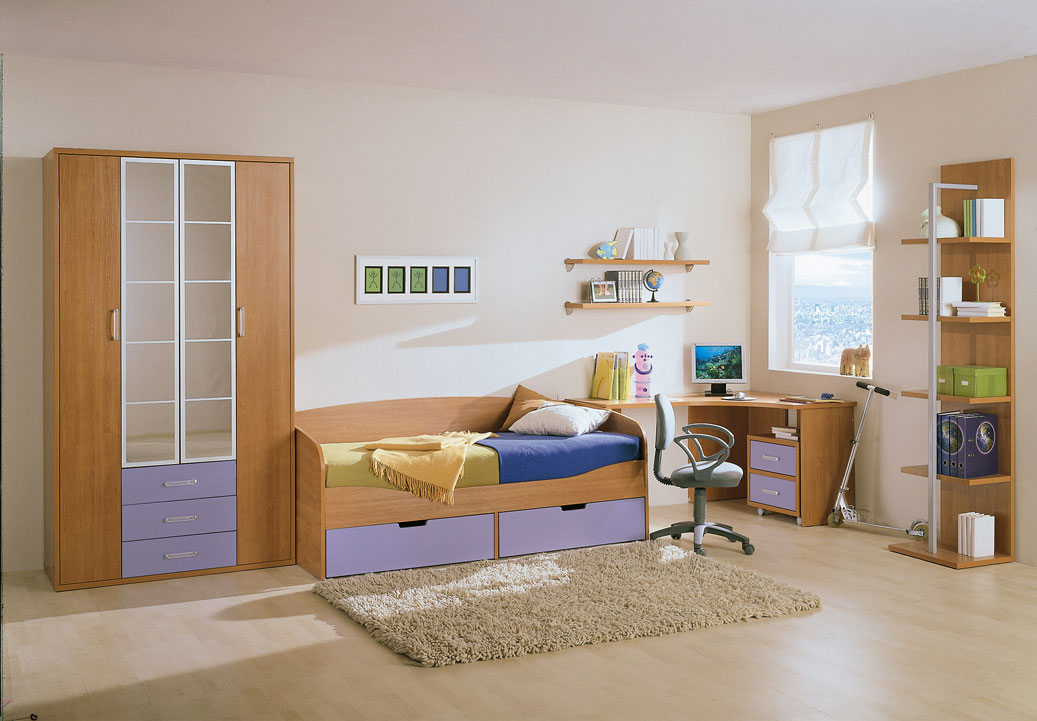 Simple Kids Room StyleHomes