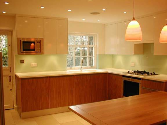 Simple Kitchen Interior Design - StyleHomes.
