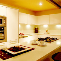 Snow White Kitchen Design