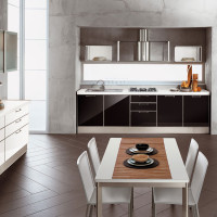 Modern Kitchen Designs by CUCINELUBE