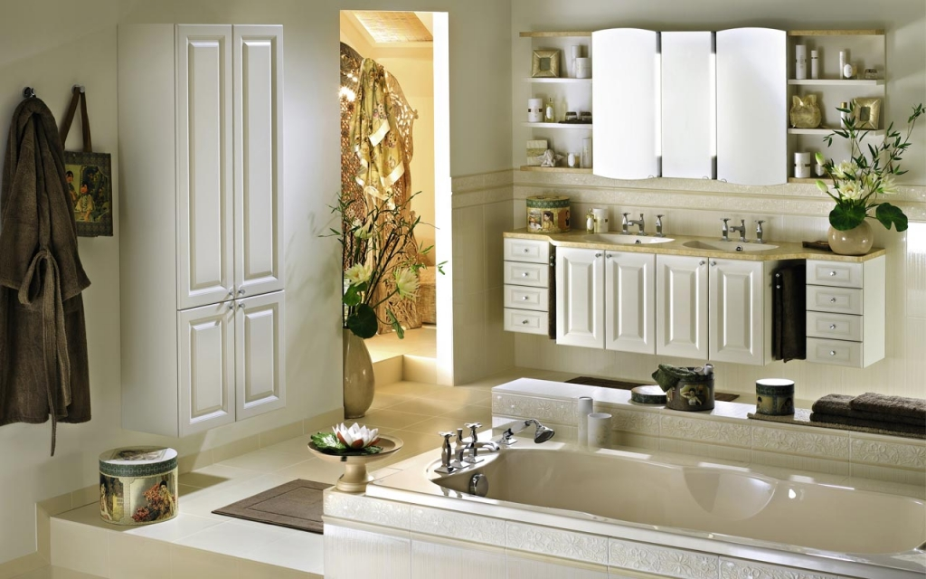 Bathroom Ideas Colours : Bathroom color ideas stylehomes