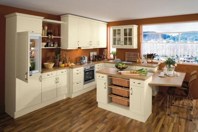 Country Kitchen Designs From Bauformat Germany Kitchen