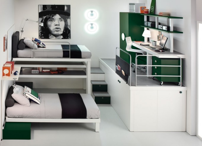 Exellent Home Design: COMPACT BEDROOM