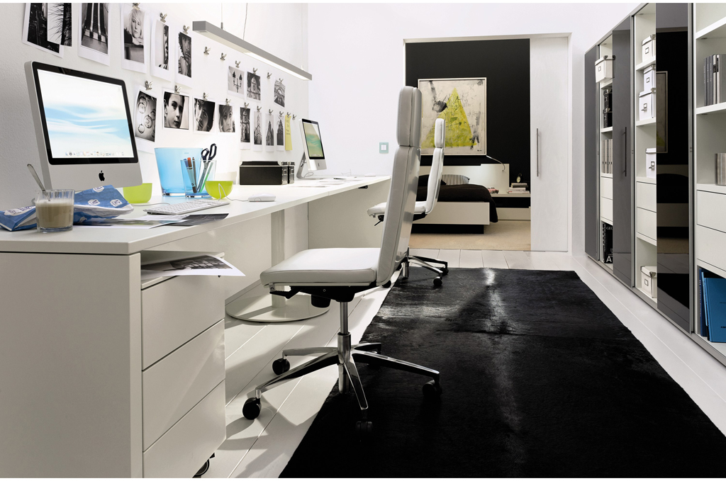 Enjoyable Home Office Designs By Hulsta Germany Home Office Designs Largest Home Design Picture Inspirations Pitcheantrous
