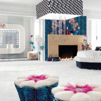 Heavenly Beautiful Teen Bedroom Design