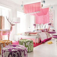 Luxurious Bedroom Design for Kids