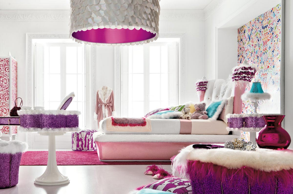 Impressive Girls Room Decorating Ideas for Bedrooms 1200 x 794 · 164 kB · jpeg