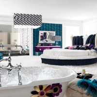 Luxurious Teen Bedroom Design