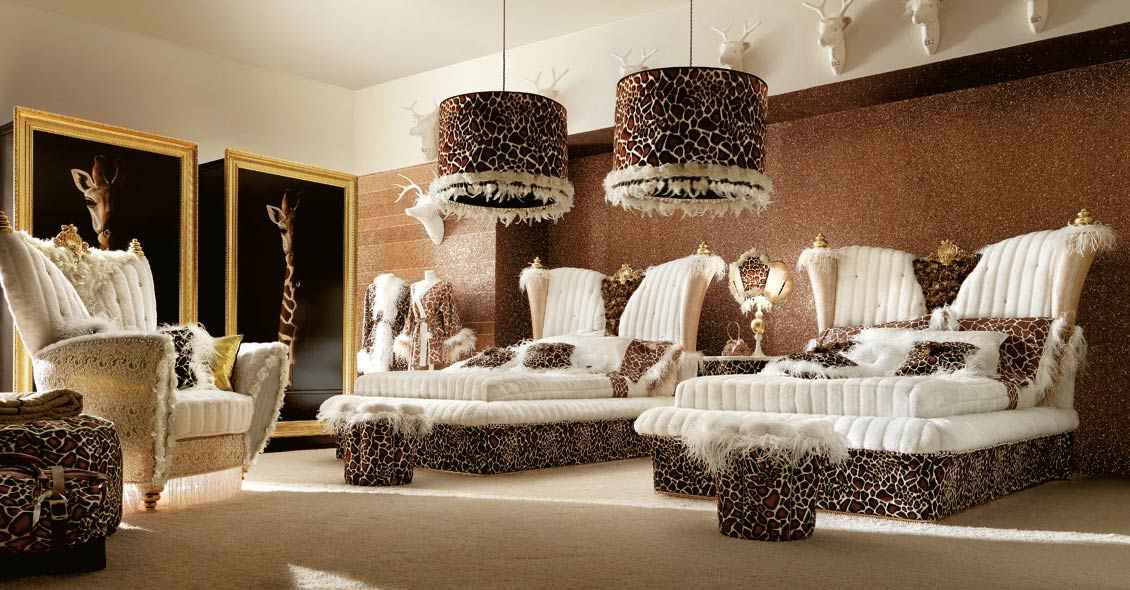 Luxury bedroom decor for Expensive bedroom designs