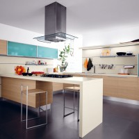 Modern Colorful Kitchen Decor