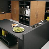 Modern Kitchen Worktable