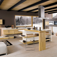 Open Luxury Kitchen Ideas