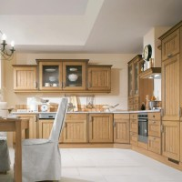 Country Kitchen Designs from Bauformat