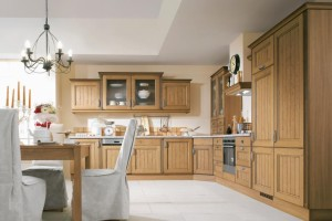Simple Country Kitchen Design