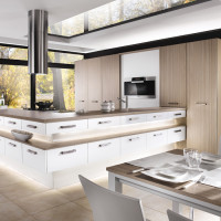 Spacious 3d Kitchen Concept
