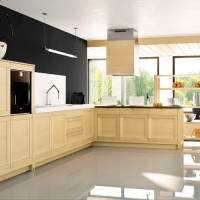 Square Kitchen Decor