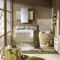 Motivating Bathroom Designs from Delpha