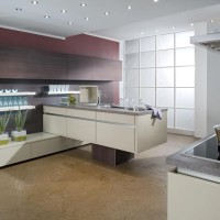 Latest Kitchen Designs from Bauformat