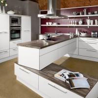Modern Kitchen Designs from Bauformat