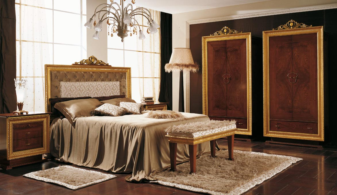 Bedroom Interior Designs From Altamoda Traditional Bedroom Ideas