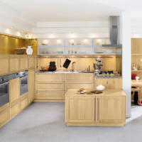 French Kitchen Designs from Perene