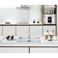 Blancoalaros - a unique sink inspired by modern architecture
